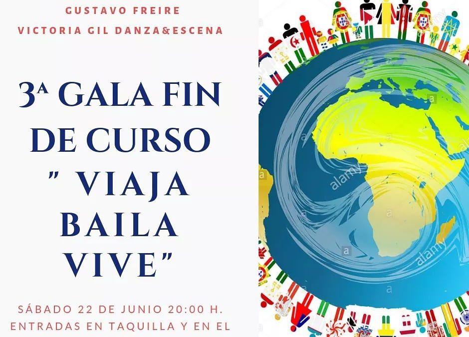 FESTIVAL FIN DE CURSO 2019 VICTORIA GIL DANZA & ESCENA